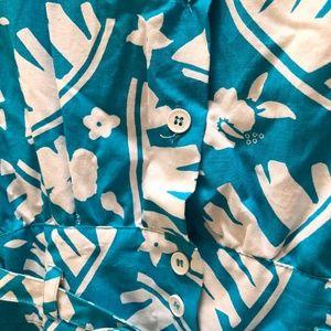 81966e6b2410 Sanroy Bottoms - NWT Vintage 90s Sanroy Romper Hawaiian Girls 12